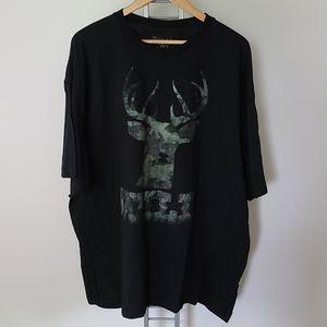 Camo Buck Wild Shirt